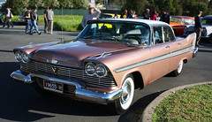 1958 Plymouth Belvedere (Michelle ~ BLACKY ~ CHAMPAZ'S PHOTOS..) Tags: cars plymouth 1958 rockabilly rocknroll hotrods customs psychobilly kustomkulture worldcars ferntreegullyhotel 1958plymouthbelvedere kustomkulturemeltdown