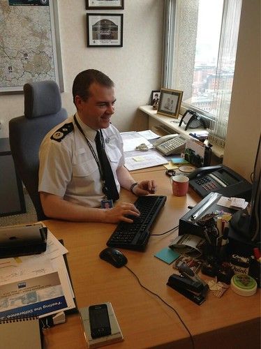 Day 141 - Deputy Chief Constable
