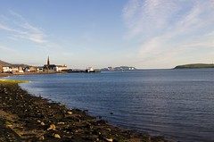 Largs (stmonicasway photo stream) Tags: landscape photography scotland clyde nikon firth largs of d5100 scottbroadley