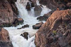 Les chutes de Khone au Laos