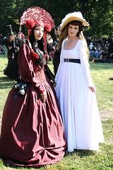 Viktorianisches Picknick 2012 (Kiyhuri Photography) Tags: picnic gothic victorian wave leipzig treffen gotik picknick wgt viona ielegems viktorianisches kiyhuri