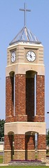 Evangel University Bell Tower, Springfield, Missouri (blakelylaw580) Tags: usa architecture education religion crosses missouri northamerica colleges ozarks clocks springfieldmissouri assembliesofgod highereducation universities