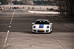 Porsche 997 GT3 Martini Racing (Lyon1845) Tags: art photography spring nikon martini automotive racing event porsche gt3 997 d90 2013