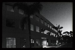 Reflections of the Western Sky (andrew_hollingsworth) Tags: bw panorama monochrome sandiego iphone project365 170365 iphone365 iphoneography snapseed