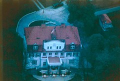 Aerial view of Potsdam USMLM Mission House