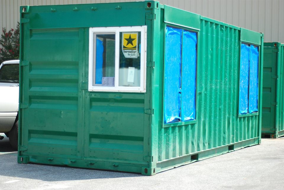 mod container