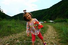 Fun@Valea Capus_Cluj-Napoca#2013 (Cristian Pacurar) Tags: flower canon river fun montain swiming clujnapoca valea capus 2013