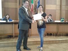 Consegna attestati corsi di lingua friulana e slovena (Provincia di Gorizia) Tags: friulano slovena gherghetta