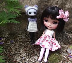 panda & Corbie