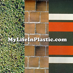 WM_TuesdayTaylorPenthouse_HedgeTileCanvas (MyLifeInPlastic.com) Tags: plant texture fashion tile toy awning apartment floor graphic canvas hedge taylor tuesday backdrop penthouse greenery ideal diorama dollhouse