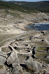 Baroa Castrum (Vanessa RG (Vanessa Valkyria)) Tags: ocean sea landscape galicia archeology ezaro fisterra baroa vimianzo