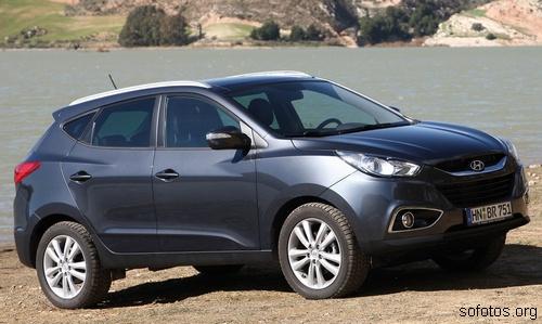 Hyundai ix35 pictures