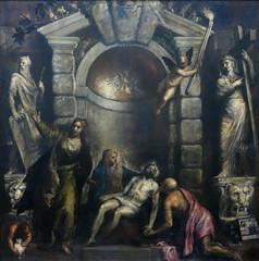 Titian, Pietà