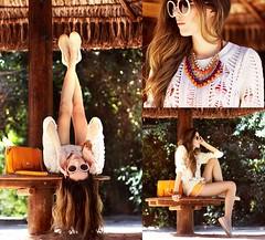 Look du jour: C'est la vie (FashionCoolture) Tags: street brazil girl beautiful look fashion hair skinny photography photo outfit foto moda style blogger linda bonita looks estilo beleza chic fotografia streetstyle baeuty coolture looksoftheday fashioncoolture lookdujour flavialinden