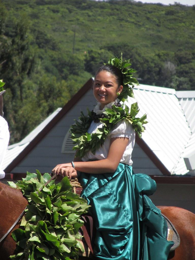 1ca19a8d pa'u spirit (BarryFackler) Tags: horse girl beauty animal hawaii polynesia  cowboy