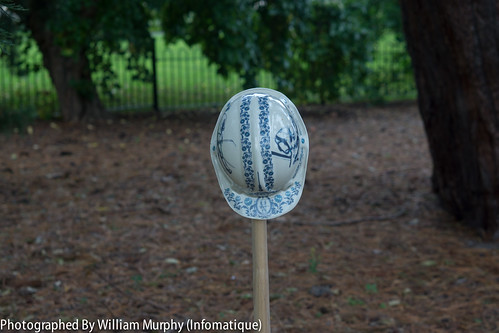 They Will Be Back By Edward McMullen - Sculpture In Context 2013 In The Botanic Gardens