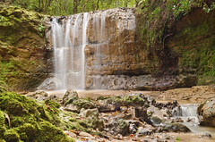 DalevilleWaterfallCopyright1 (donding1448) Tags: water landscape flow waterfall south alabama east daleville