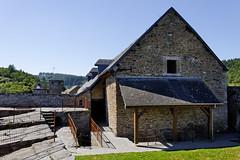 Ancien Arsenal (Ombre&Lumiere) Tags: belgique forteresse remparts patrimoine wallonie chteaufort provincedeluxembourg rgionwallonne duchdebouillon