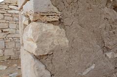Note the original straw and mud plaster (Uri ZACKHEM) Tags: village palestine zionism negev bedouins palestinians ethniccleansing naqab 1948war khalasa