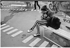 BW400CNP1_stripes (Ma®tini) Tags: street leica film delete5 kodak stockholm delete7 delete delete4 save 135mm pending bw400cn leicam3 summaron2835 pushed1