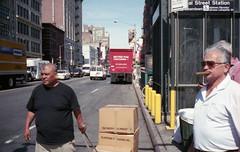 (David Chee) Tags: street nyc newyork film analog zeiss canal lafayette fuji superia cigar contax 400 carl t2 sonnar