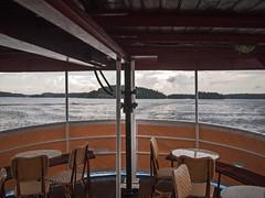 Schweden Ausfahrt (KL57Foto) Tags: pen sweden schweden olympus sverige ausblick archipelago schren ep1 ausflugsdampfer kl57foto
