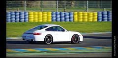 Porsche 997 Carrera 4S (Laurent DUCHENE) Tags: porsche bugatti lemans 4s carrera 997