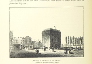 Image taken from page 180 of 'Bruxelles à travers les àges. (Troisième volume ... par H. Hymans, P. Hymans.)'