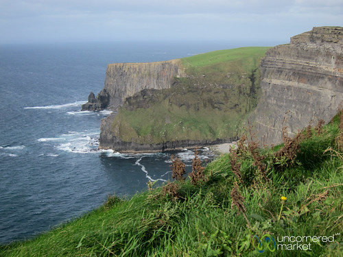 Cliffs of Moher, Northern View - County Clare, Ireland