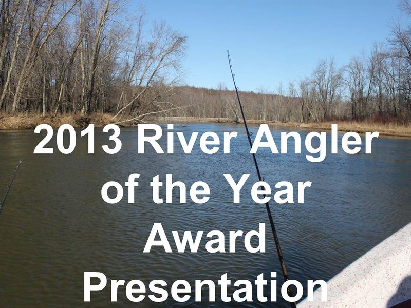 2013 River Angler of the Year