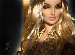 Novantae gold (kingdomdoll) Tags: beauty fashion kingdom nelson blond bjd fdq novantae kingdomdoll