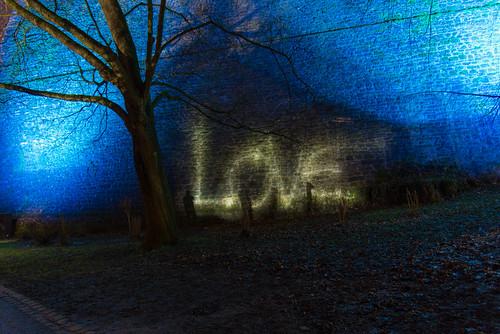 Love has a shadow