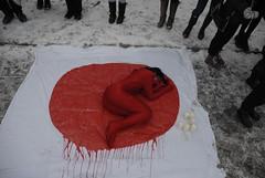 Djurrttsalliansen protester (Djurrttsalliansen) Tags: japan dolphin protest delfin djurrtt djurrttsalliansen