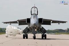 XZ399/EJ - Sepecat Jaguar GR3A - No. 6 Squadron RAF (KarlADrage) Tags: raf oc6 6sqn sepecatjaguar rafconingsby jaguargr3a xz399ej wgcdrjohnsullivan