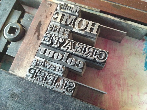 """letterpress home tests • <a style=""""font-size:0.8em;"""" href=""""http://www.flickr.com/photos/61714195@N00/12723452283/"""" target=""""_blank"""">View on Flickr</a>"""
