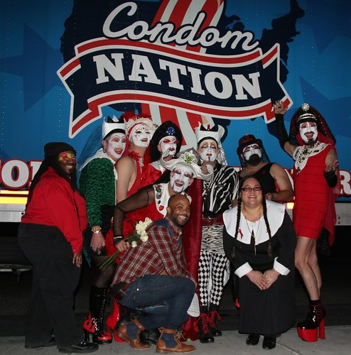 Condom Nation: Las Vegas (2/20-2/24/14)