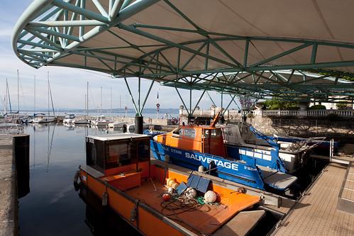 Port de plaisance - Sauvetage et brigade nautique