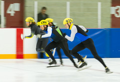 B Provincials and Masters Championships (Toronto Speed Skating Club) Tags: ontario canada cyclones speedskating courtice tssc