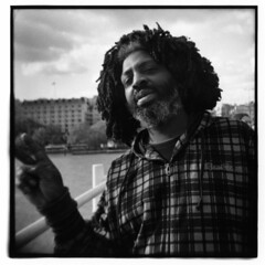 Rasta Holga, London 2014