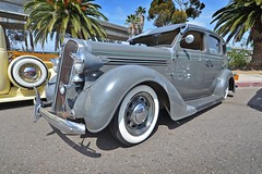 2014 Chicano Park Day (KID DEUCE) Tags: california park classic car san antique plymouth diego mopar custom bomb lowrider streetrod chicano kustom 2014