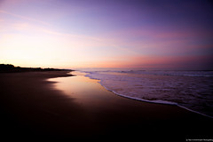 morning light (paul.wienerroither) Tags: ocean morning travel sky water colors clouds sunrise canon photography spain europe view wave elpalmar