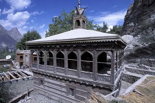 Khilingrong Masjid Shigar 1