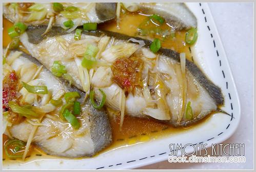 XO醬清蒸鱈魚11