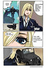 prison 2 comic (Love Giantess) Tags: woman dog feet female fetish worship uniform kill comic kick domination nazi manga sm bdsm master violence piss mistress femdom slave trample goldenshower carcrush