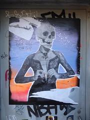 street art, Williamsburg (duncan) Tags: nyc newyorkcity streetart newyork williamsburg
