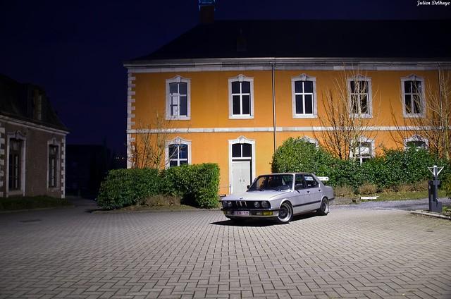 beauty night dark nikon automobile nightshot belgium belgique alpina automotive m bmw liege bbs l6 hella motorsport bilstein bimmer 528i inox e28 528 automotion bimmerworld zender bmwmotorsport worldcars d7000 bimmerpost bimmernation