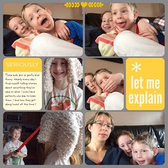 "Another PL app page. I only put these pics in to show a friend how it works then liked the outcome. I added embellishment from the Rhonna Designs app and was done. ""Easy Peasy"" and Lain says (scrapping PT) Tags: load15"