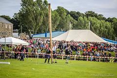 Caber Toss (FotoFling Scotland) Tags: kilt event caber bute rothesay butehighlandgames