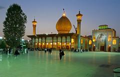 Shiraz Mausoleo Shah-e Cheragh 3 © F. Po Egea (Francisco Po Egea) Tags: persian asia iran muslim religion persia mosque mausoleum shiraz anochecer irán cheragh parsi mahoma shahe shahecheraz
