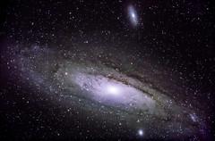 our nearest neighbor Andromeda Galaxy M31 (blackslowlight) Tags: ngc andromeda m31 deepsky